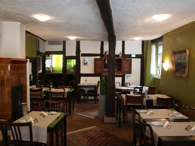 Ресторан Kaltwassers Wohnzimmer, Цвингенберг – фото, на карте